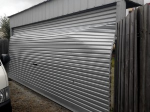 Grove Roller Doors Garage Insurance Claims