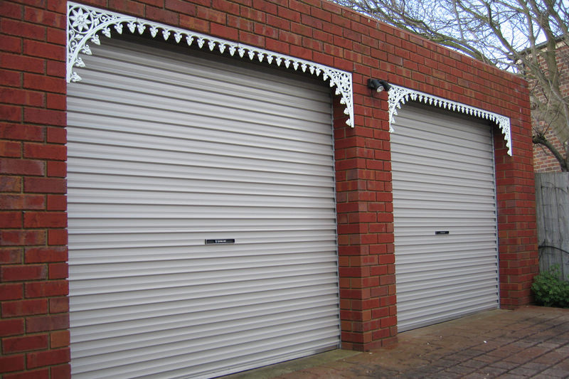 double roller door drysdale