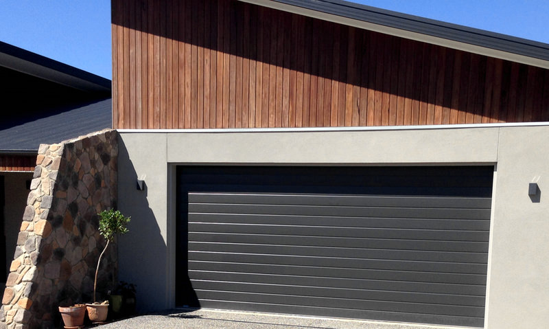 Garage Doors Sectional Ocean Grove